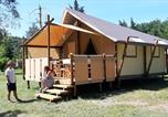 Camping avec Hébergements insolites Les Ollières-sur-Eyrieux - Camping le Viaduc-1