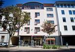 Hôtel Stralsund - Hotel am Jungfernstieg-1