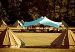 Camping  Acceptant les animaux Croatie - Sveti Duh Tent Camp-3