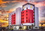 Hôtel Hermosillo - Comfort Inn Hermosillo Aeropuerto-1