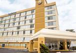 Hôtel Kill Devil Hills - Comfort Inn South Oceanfront-1