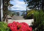 Hôtel Campbell River - Quadra Island Harbour House-2