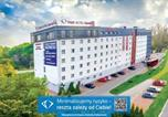 Hôtel Katowice - Park Hotel Diament Katowice-1
