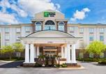 Hôtel Columbus - Holiday Inn Express Phenix City-Columbus-1