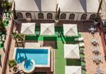 Hôtel Tres Cantos - Hotel Dome Las Tablas-1
