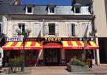 Hôtel Trouville-sur-Mer - Hotel Restaurant Tokyo-1