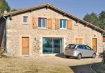 Location vacances Etagnac - Four-Bedroom Holiday home Mouzon with a Fireplace 04-1