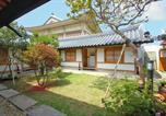 Location vacances  Corée du Sud - Sarangnamoo Hanok Guesthouse-1