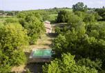 Location vacances Marciano della Chiana - Provincial Villa in Marciano Tuscany with Pool-3
