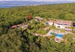 Location vacances Dobrinj - Studio Holiday Home in Dobrinj-2