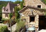 Location vacances Carsac-Aillac - La Maison Bleue - Gîte de Charme-3