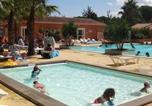 Villages vacances Font-Romeu-Odeillo-Via - Camping La Pinède Enchantée-4