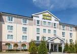 Hôtel Jacksonville - Mainstay Suites Camp Lejeune-4
