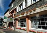 Hôtel Bellevue-la-Montagne - Hôtel Le Meygal-1
