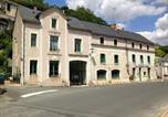 Hôtel Saint-Calais - Logis Le Petit Trôo du Cheval Blanc-1