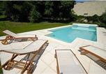 Hôtel Saumur - B&B Château Bouvet Ladubay avec piscine et spa-2
