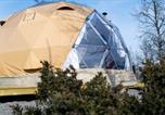Location vacances  Suède - Aurora Dome-1
