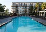 Location vacances Los Angeles - Mediterranean Villa Condo-4