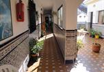 Location vacances Arcos de la Frontera - Hostal Málaga-3