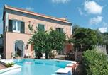 Location vacances Massa Lubrense - Luxury villa with private pool and sea view in the center-1