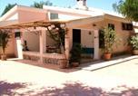 Location vacances Alghero - Alghero, Villa Galatea for 8 people with large garden-4