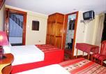 Hôtel Puno - Nak Hoteles Plaza-4