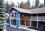 Hôtel Groveland-Big Oak Flat - Christmas Tree Inn-1