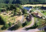 Camping avec Chèques vacances Cantal - Camping l'Air du Temps-4