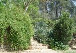 Location vacances Le Beausset - Stone Cottage, 2-4 People, At Provence Mas 16th Cent, Pool, Garden, Parking-3