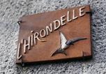 Location vacances Etais-la-Sauvin - Hirondelle-1