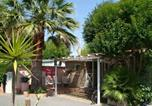 Camping avec Piscine Antibes - Camping Les Cigales-3