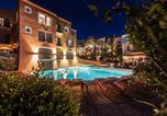 Hôtel 4 étoiles Ramatuelle - Hotel Byblos Saint-Tropez-1