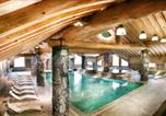 Residence Cgh & Spa Les Cimes Blanches - Heb. + Skipass + Mat. de ski + Repas
