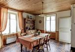 Location vacances  Haute-Saône - Traditional Holiday home in Vanne France with Fireplace-3
