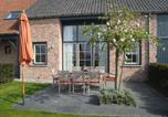 Location vacances Nieuwvliet - Spacious Villa near Sea in Sluis-3