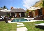 Location vacances Grand Baie - Balinese style Villa-2
