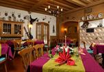 Location vacances Bad Heilbrunn - Gasthof Hotel Waltraud-4