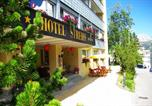 Hôtel Arosa - Hotel Streiff Superior-1