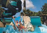 Camping avec Piscine couverte / chauffée Royan - Aquatique Club Camping La Pinede-3