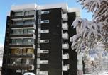 Location vacances Vars - Apartment Appartement studio 4 couchages vars les claux 770-3