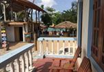 Hôtel Arugam - Ocean Sky Beach Hotel-4