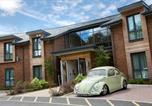 Hôtel Newbury - Sandford Springs Hotel and Golf Club-3