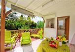 Location vacances  Guadeloupe - Studio in Petitbourg with wonderful mountain view enclosed garden and Wifi-2
