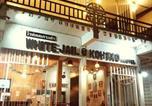 Hôtel Ko Tao - White Jail at Koh Tao Hostel-1