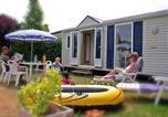 Camping avec Piscine couverte / chauffée Saint-Philibert - Camping de la Baie-3