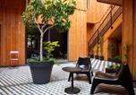 Hôtel 4 étoiles Arès - Hotel Home Arcachon-2