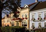 Hôtel Plzeň - Hotel Restaurant Modrá Hvězda-1