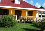Hôtel Guadeloupe - Location B&B les ixsorias-1