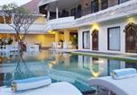 Location vacances  Indonésie - Agung Putra Hotel & Apartment-2