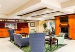 Hôtel Kansas City - Comfort Inn Kansas City / Airport-3